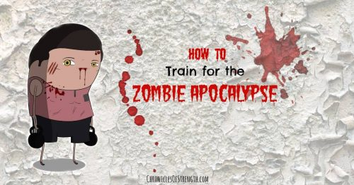 how to make the ultimate zombie survival toolkit