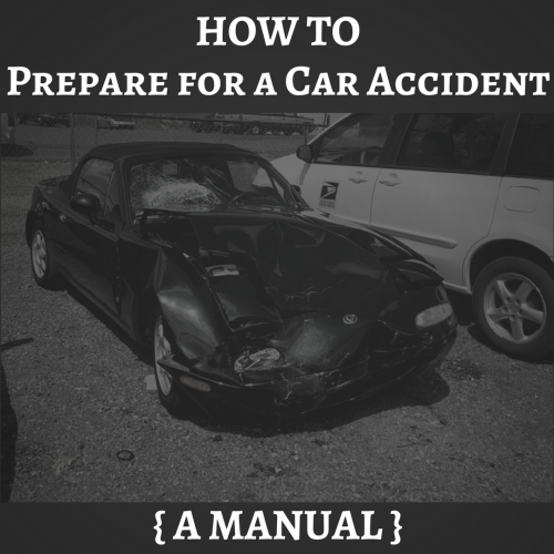 How to Prepare for a Car Accident