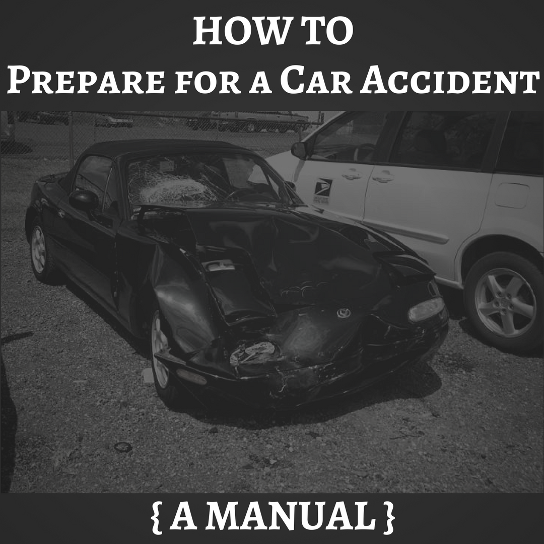photo How to Prepare for a Car Accident