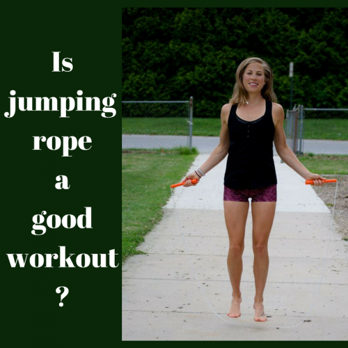 Is jumping rope a good workout ?