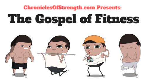 The Gospel of Fitness