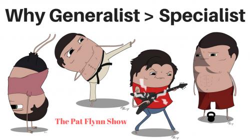 Why Generalist > Specialist