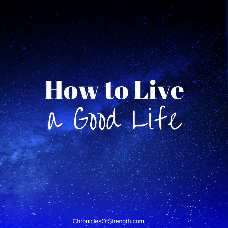 How to Live a Good Life: Lessons From Aquinas and Aristotle