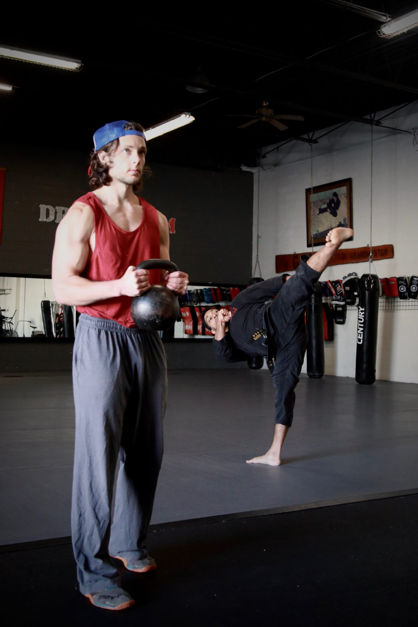 the super happy fun time kettlebell workout
