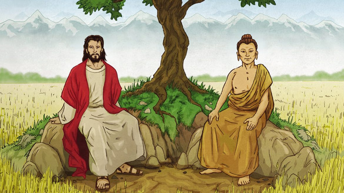 are buddhism and Christianity compatible?