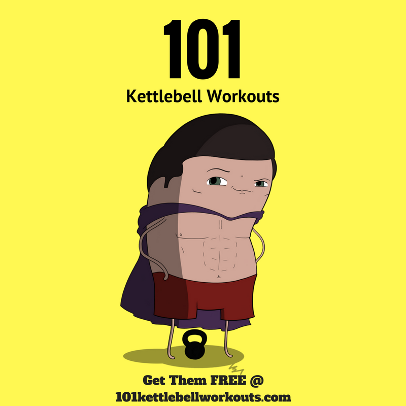 101 Kettlebell Workouts Chronicles Of Strength