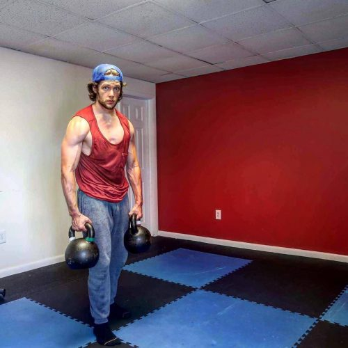 4 Exercises For Gaining Muscle With Kettlebells - Chronicles