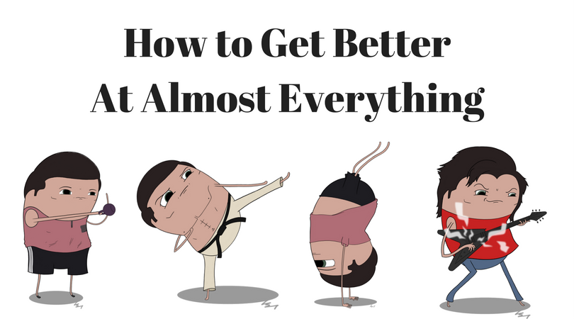 Image result for how to be better at almost everything
